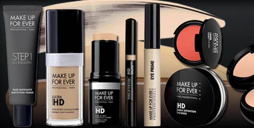 Make Up For Ever a Lodi